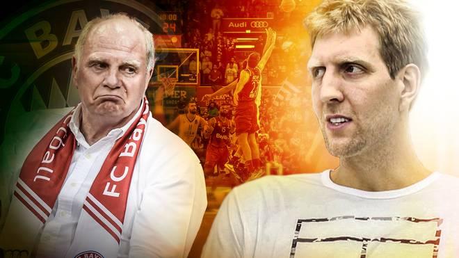 Dirk Nowitzki schließt eine von Uli Hoeneß erhoffte Rückkehr in die Bundesliga aus