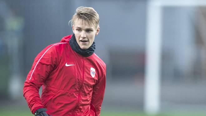 Martin Odegaard, Bayer Leverkusen