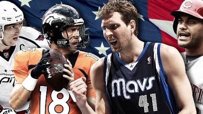 Neues Magazin ?Inside US Sports? startet im Oktober: SPORT1 zeigt wöchentlich die Highlights aus NBA, NFL, NHL und MLB im Free-TV