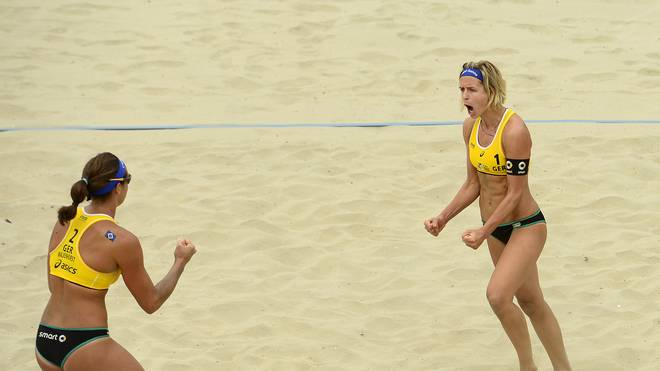 2015 ASICS World Series of Beach Volleyball - Day 6