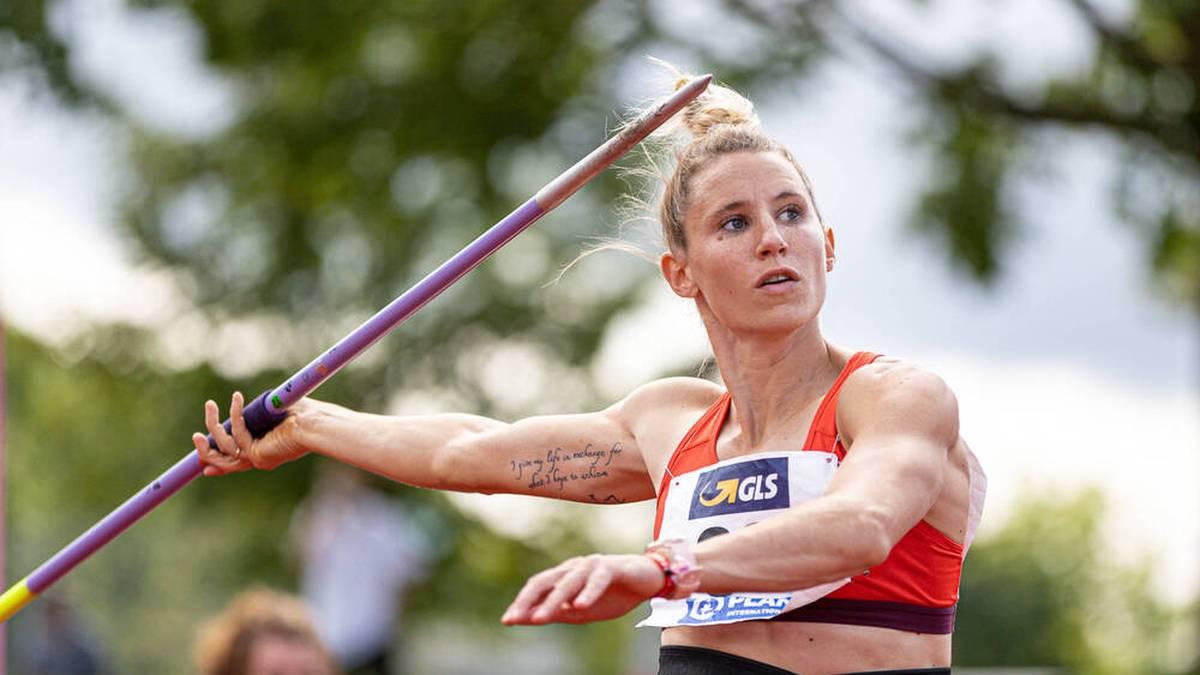 Carolin Schäfer kämpft um ihre Chance auf Olympia
