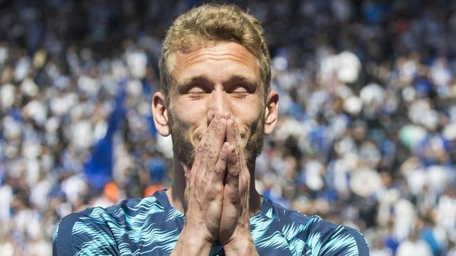 Fabian Lustenberger verlässt Hertha BSC nach zwölf Jahren