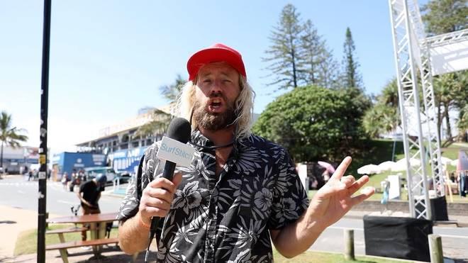 Der lustigste Surf-Comedian aller Zeiten