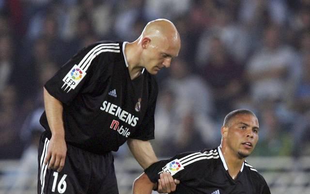 Real Madrid - Gravesen, Ronaldo