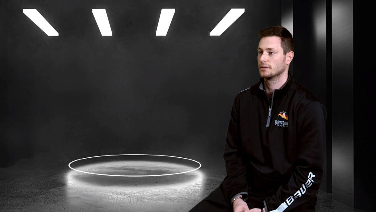 """Vor dem Start der Eishockey-WM steht Tom Kühnhackl im SPORT1-Interview Rede und Antwort. Der zweimalige Stanley-Cup-Sieger sieht sich bei der WM als """"Führungsspieler"""" und will mit dem DEB angreifen."""