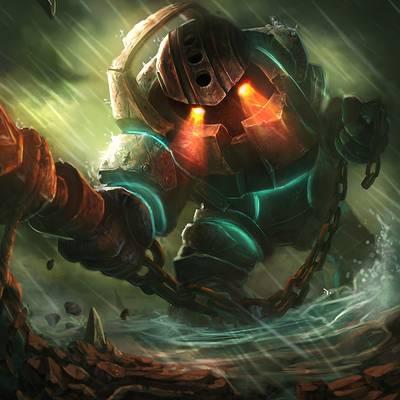 League of Legends Guide: Nautilus