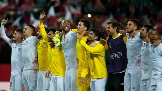 Sevilla zog durch ein 3:1 gegen Donezk ins Finale ein