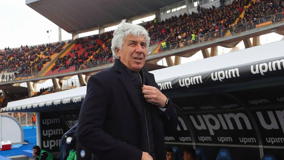 Valencia attackiert Atalanta-Coach