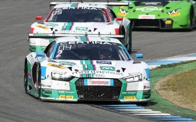 Land-Motorsport setzt auch 2018 zwei Audi R8 LMS im GT-Masters ein