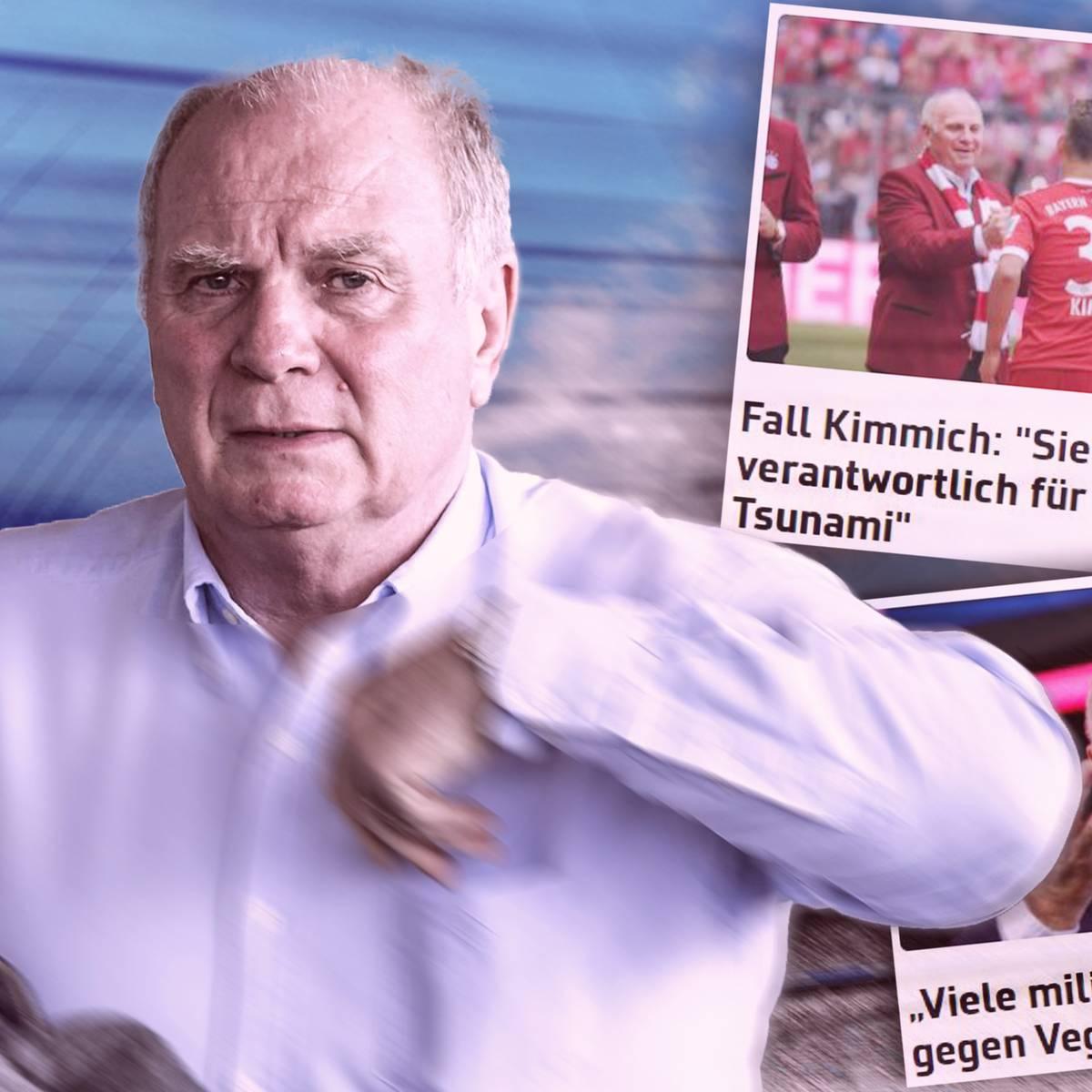 """Nach verbalen Attacken: Vertritt Uli Hoeneß """"populistische Ansichten""""?"""