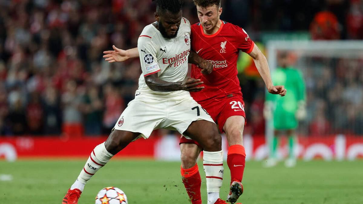 In der Champions League gegen Liverpool dürfte der Ivorer bereits englische Fußball-Luft schnuppern.