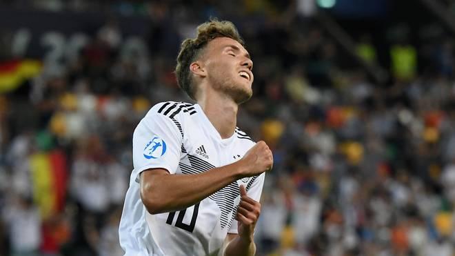 Germany v Denmark: Group B - 2019 UEFA U-21 Championship