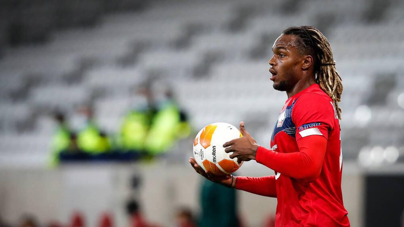 Renato Sanches könnte schon bald bei einem neuen Klub spielen
