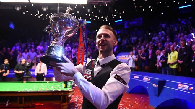 Judd Trump ist neuer Snooker-Weltmeister