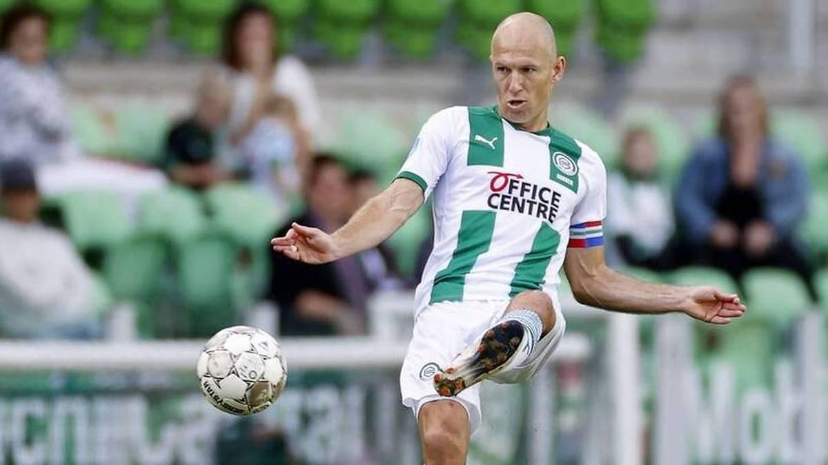 Arjen Robben erhält zum Abschied eine starke SBC in FIFA Ultimate Team