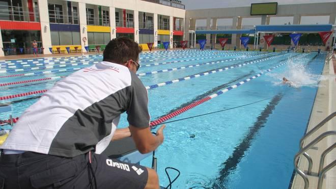 Schwimmen: DSV Trainingslager 2004 auf Mallorca
