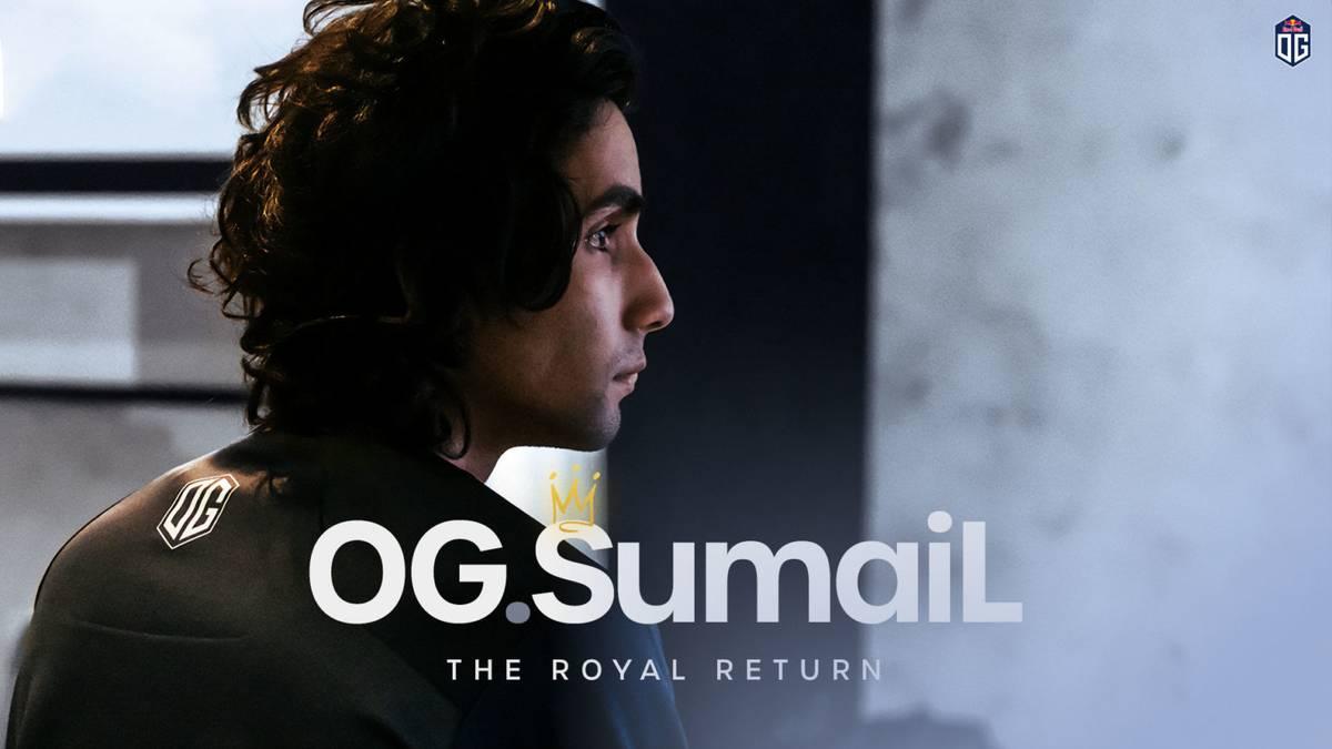 """Syed """"SumaiL"""" Hassan ist zurück bei OG"""
