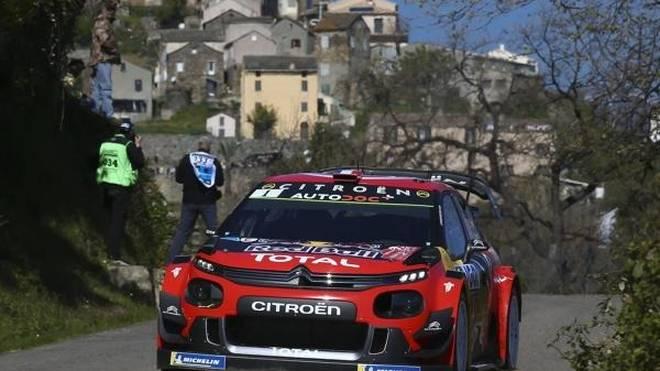 Der Citroen C3 bereitete den Fahrern auf Korsika einige Mühe