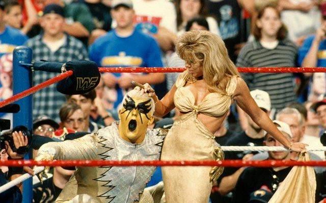 Vorboten der Attitude Era: Goldust und Marlena