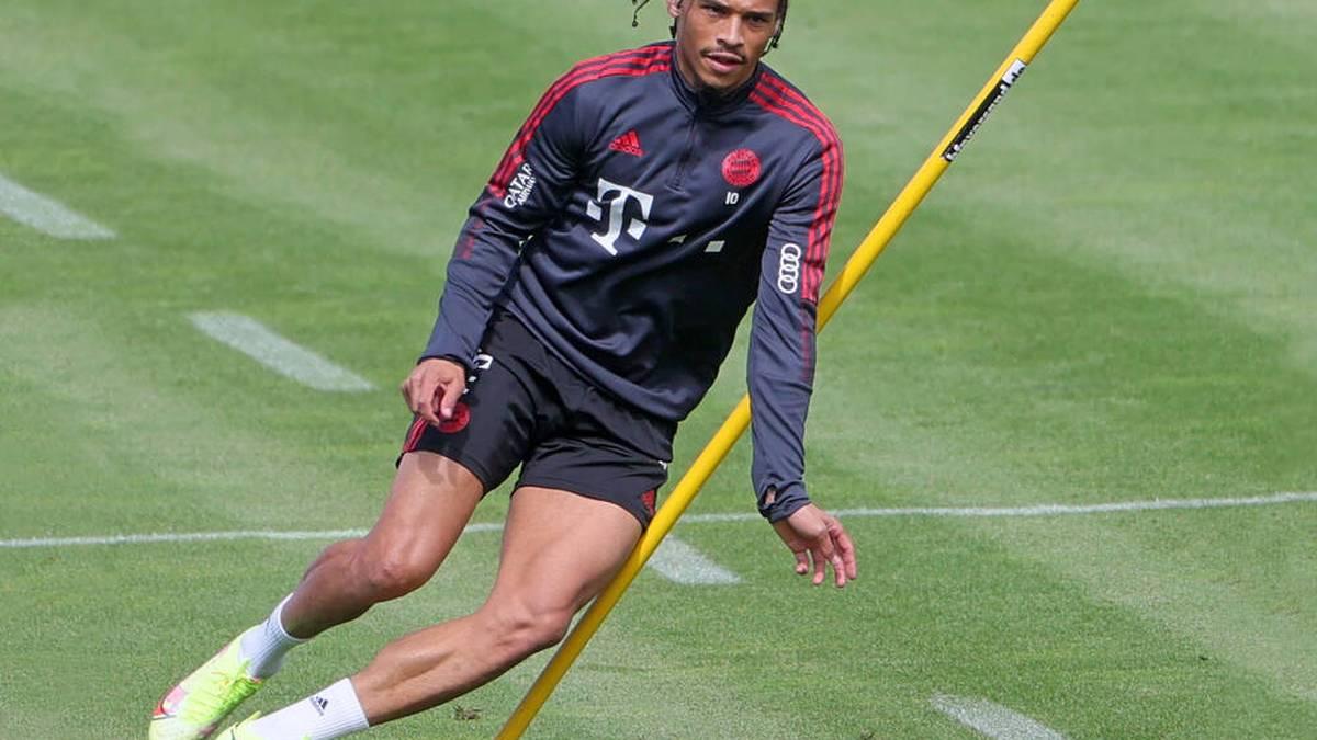 Leroy Sané startet in seine zweite Saison beim FC Bayern. Und der Druck, der auf ihm lastet, wird nicht geringer. Auch Bayern Sportvorstand Hasan Salihamidzic fordert viel von dem 25-jährigen.