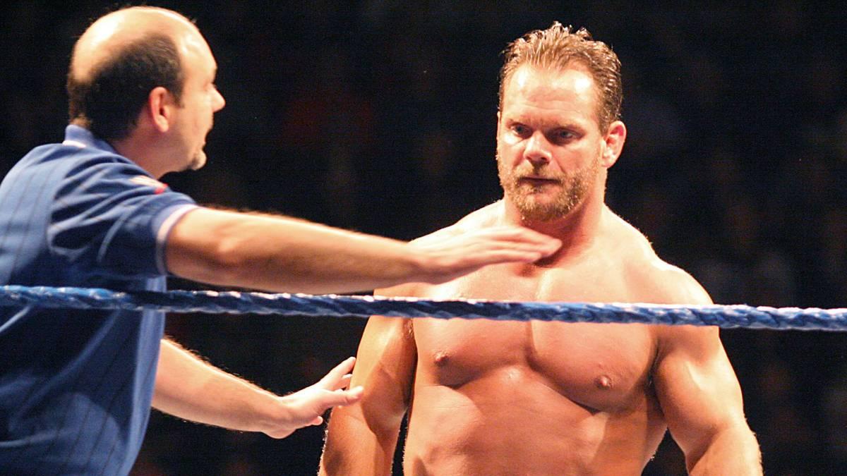 Chris Benoit kopierte die Standardaktion von Dynamite Kid