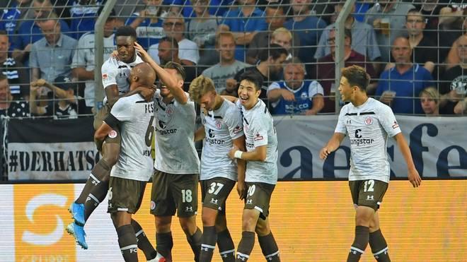 FC St. Pauli, Greuther Fürth, 2. Bundesliga
