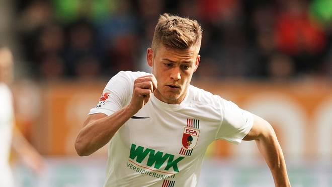 Alfred Finnbogason bleibt bis 2020 beim FC Augsburg