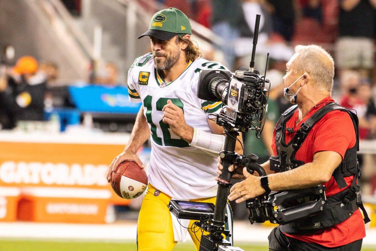Nach dem bitteren Saisonstart gegen die Saints muss sich Packers-Quarterback Aaron Rodgers viel Kritik anhören. Nun ist der NFL-MVP zurück und verbreitet wieder Angst und Schrecken.