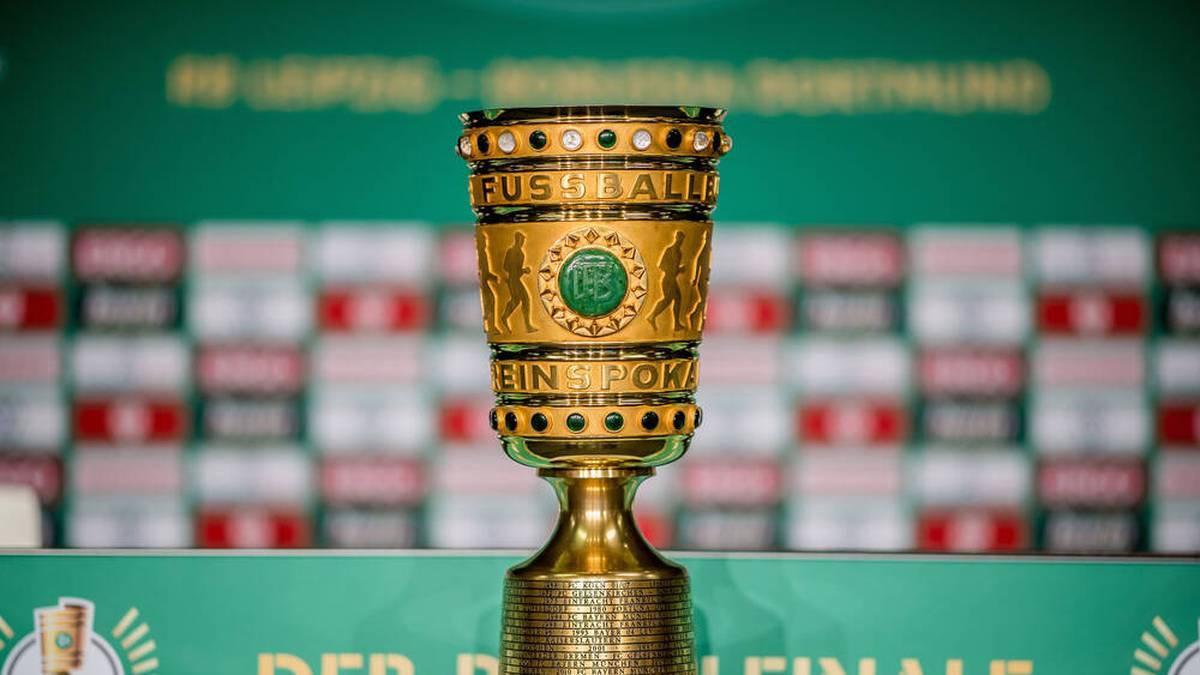 Der DFB-Pokal bleibt bei SPORT1