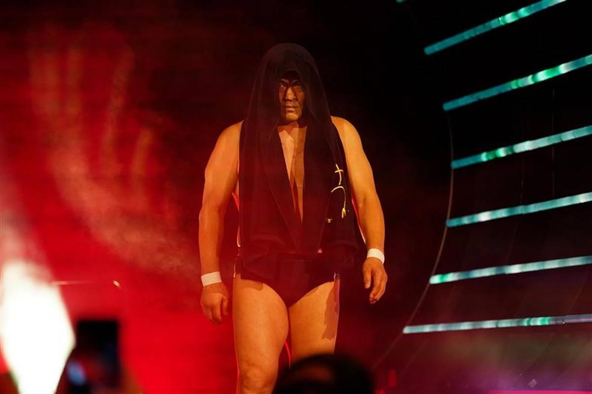Japan-Mythos Minoru Suzuki hat an einem historischen Wrestling-Wochenende mit seinem AEW-Match gegen Bryan Danielson allen die Show gestohlen. Wer ist dieser Mann?