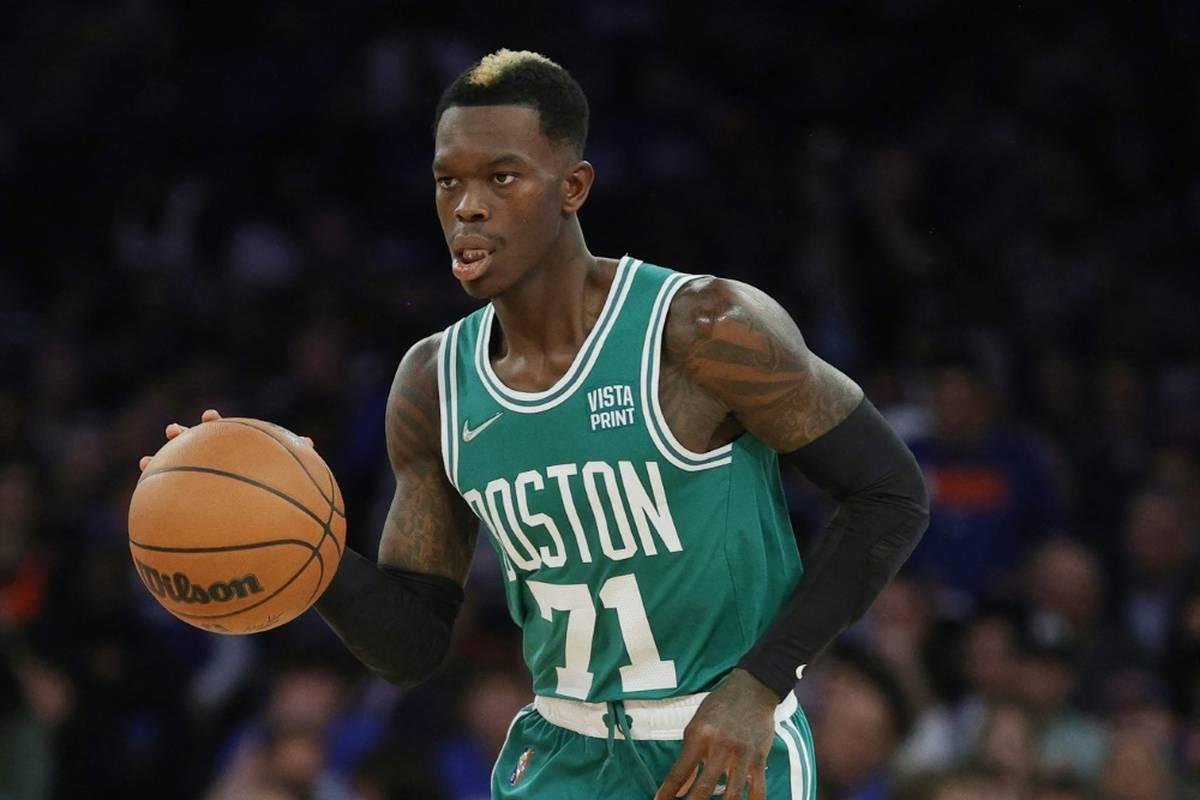 Nach seiner bislang besten Saisonleistung hat Nationalspieler Dennis Schröder mit den Boston Celtics in der NBA den zweiten Sieg in Folge gefeiert.