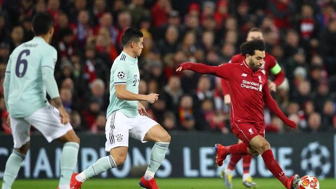 In der Münchner Allianz Arena kommt es zum Showdown zwischen Bayern und Liverpool
