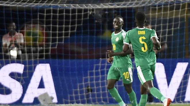 Sadio Mané traf doppelt gegen Kenia