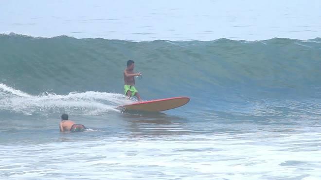 Mellowland – Medewi, die längste Welle Balis