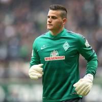 Werder gegen Hannover mit Zetterer im Tor