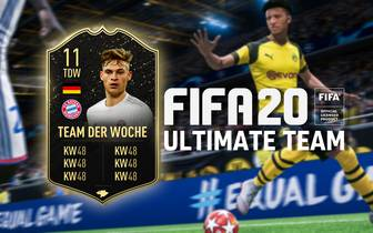 FIFA 20: Team of the Week Woche 11