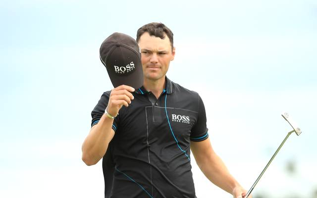 Martin Kaymer steht auf der reserve list für die British Open