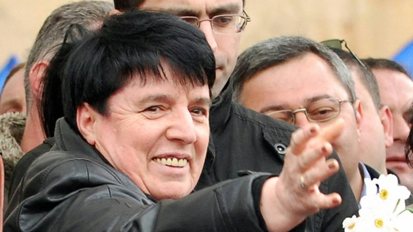 Nona Gaprindaschwili erhebt Klage gegen Netflix