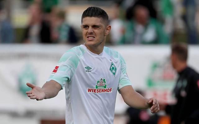 Milot Rashica spielt seit 2018 bei Werder Bremen