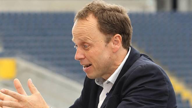 Frank Bohmann gibt für 2016 ein ambitioniertes Ziel aus