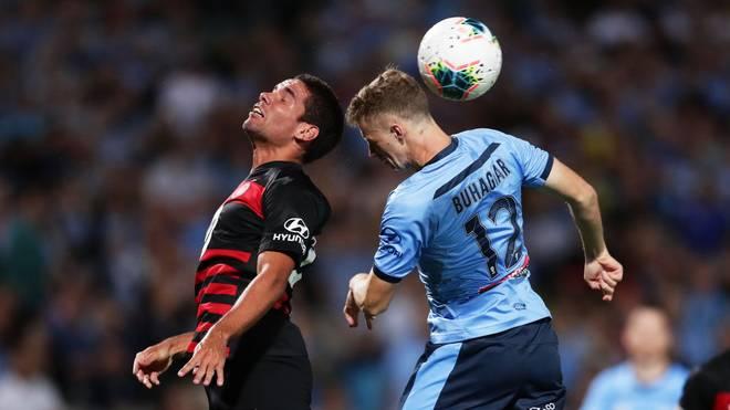 Auch die australische A-League stellt den Spielbetrieb ein