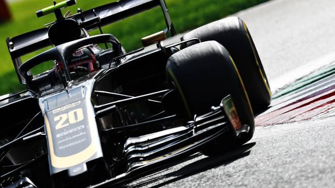Der Formel-1-Rennstall Haas muss in Zukunft ohne seinen Sponsor auskommen