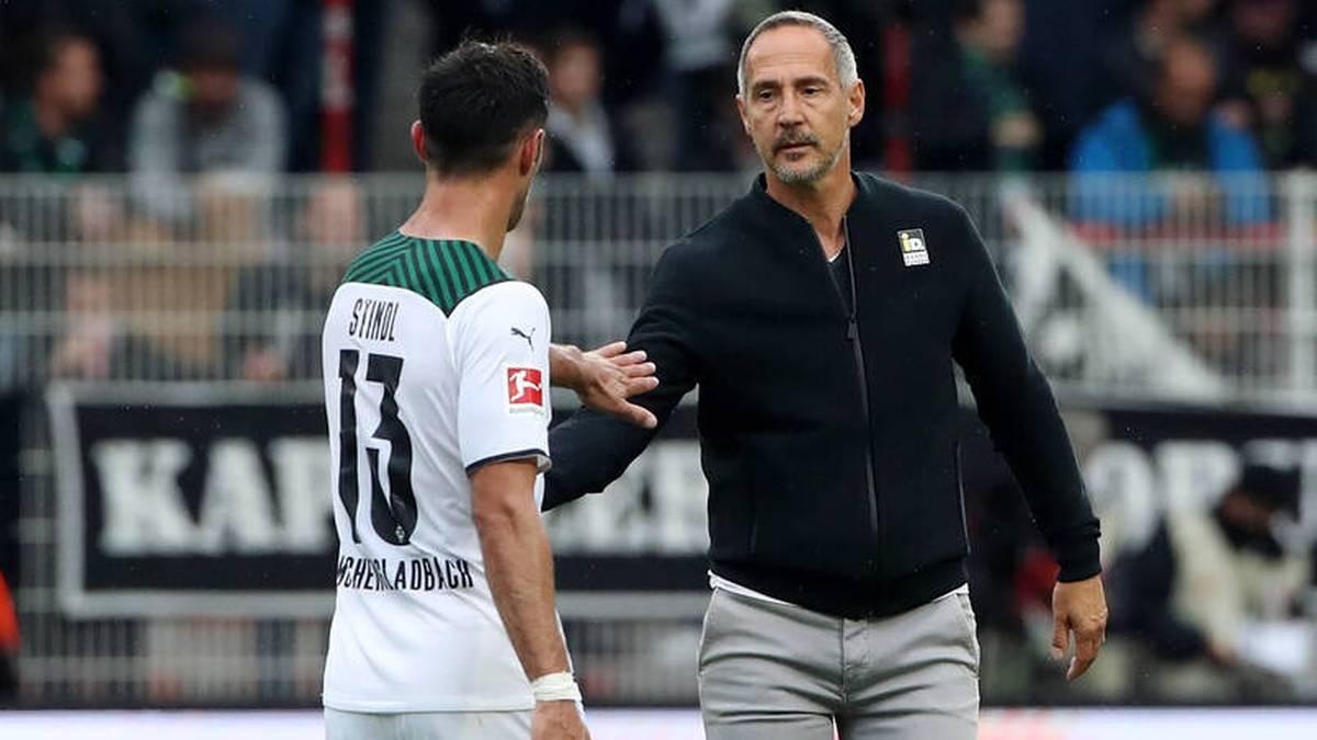 Gladbach gegen Bielefeld unter Druck