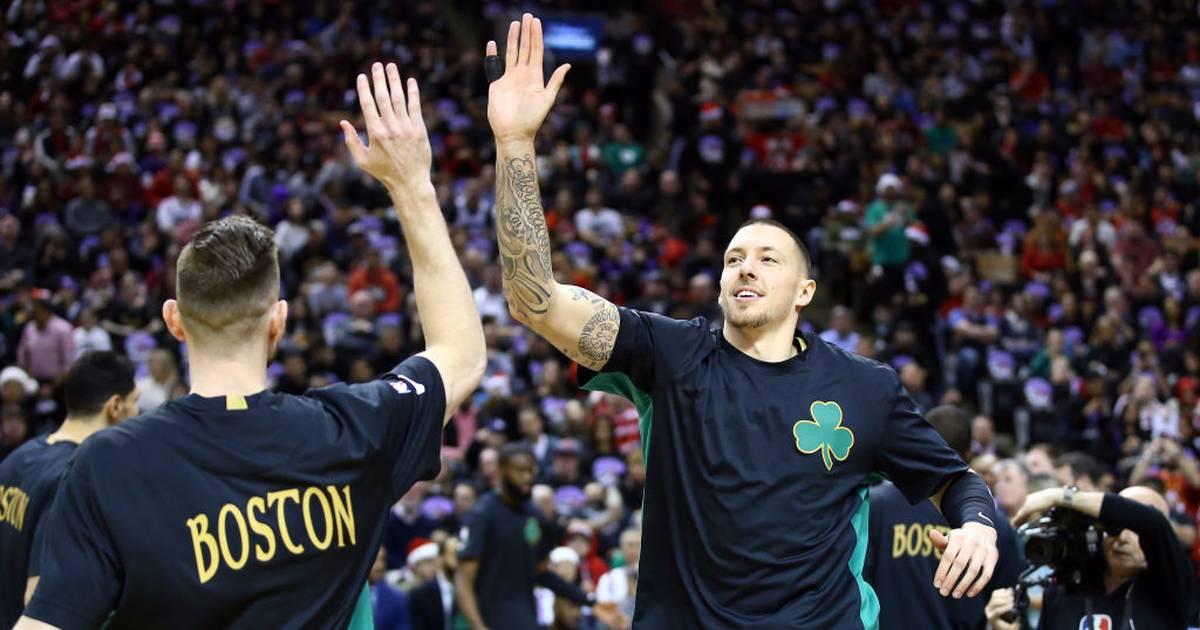 NBA: Daniel Theis glänzt bei Boston-Sieg gegen Minnesota mit Career High