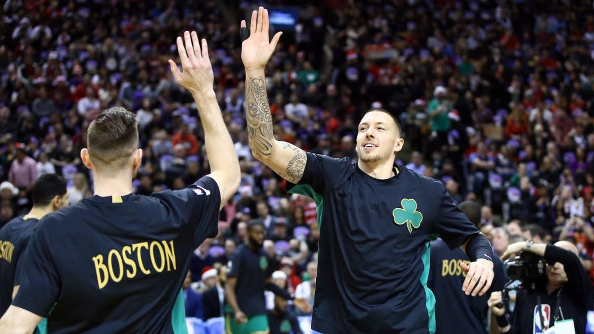 Glänzender Theis dominiert bei Celtics-Sieg