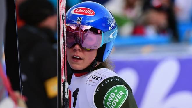 Mikaela Shiffrin lässt weiterhin offen, wann sie wieder bei einem Rennen starten will