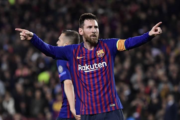 Lionel Messi zeigt der Welt, dass keiner besser ist als er. Die Medien liegen dem übermenschlichen Alleskönner zu Füßen. Doch auch Marc André ter Stegen bekommt Lob ab. SPORT1 fasst die Pressestimmen zum Halbfinal-Hinspiel der Champions League zwischen dem FC Barcelona und Liverpool zusammen