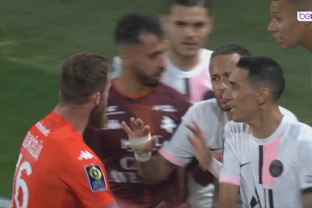 Wieder Stress wegen Neymar: Riesen-Tumult nach Lucky Punch
