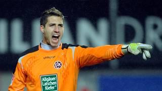 1. FC Kaiserslautern v Hertha BSC Berlin  - Bundesliga