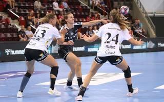 Handball / Champions League Frauen